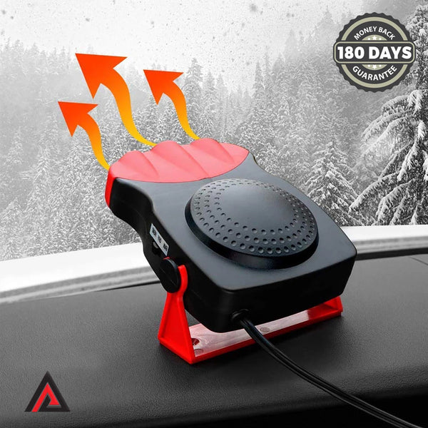 Quickly Defrost and Defog Car Heater