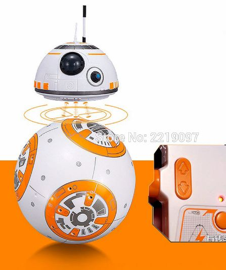 2.4G Remote Control Droid Robot