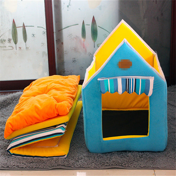 Removable & Washable Dog House