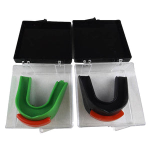 Double-Sided Mouth Guard with Carrying Case