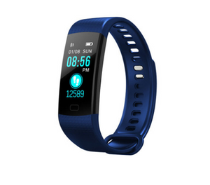 Fitness & Activity Tracker Smart Band Watch with Heart Rate Monitor (Free Shipping)