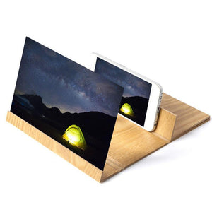 12 Inch Screen Magnifier for Smart Phones (FREE SHIPPING)