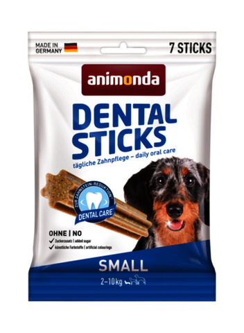 Animonda Dental Sticks S 7 kpl (-31%)