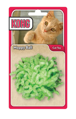 Kong Cat Moppy Ball Lelu