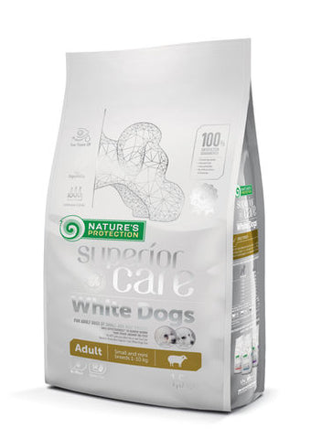 NP Superior Care White Adult Lamb 1,5 kg (-30-41%)
