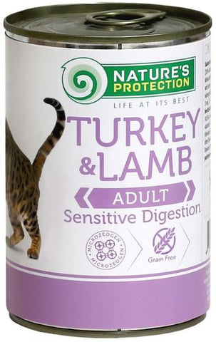NP Sensitive Digestion Kalkkuna & Lammas 400 g (-36%)