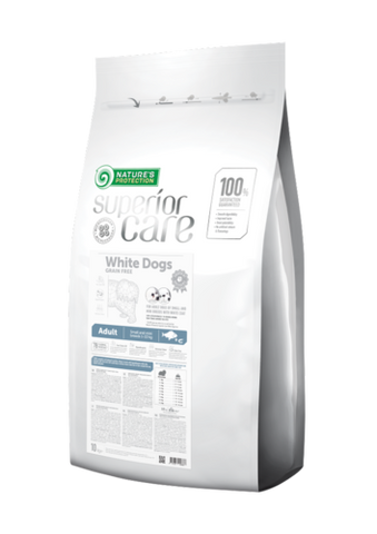 NP Superior Care White Adult White Fish 10 kg (-30-33%)