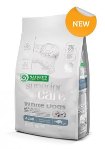 NP Superior Care White Adult White Fish Suurille Roduille 10 kg