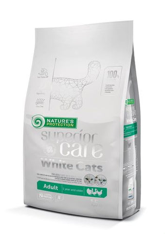 NP Superior Care White Cat 1,5 kg (-47%)
