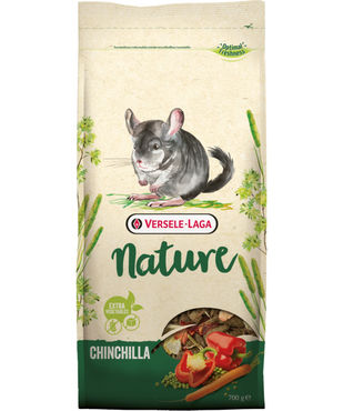 Versele-Laga Nature Chinchilla 700 g (viljaton)
