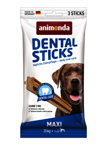 Animonda Dental Sticks Maxi 3 kpl (-31%)