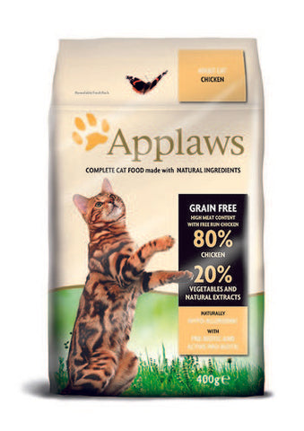 Applaws Kissa Adult Kana 400 g