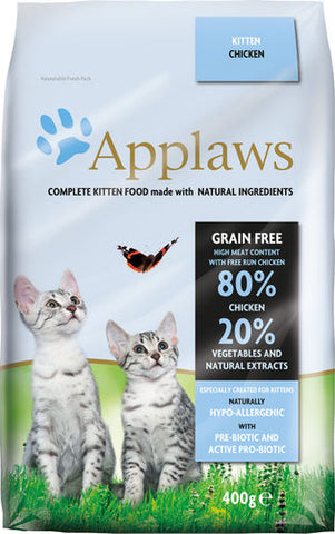 Applaws Kitten Kissanpennun Kuivamuona 400 g (-10%)
