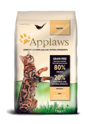 Applaws Kissa Adult Kana 7,5 kg