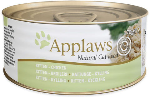 Applaws Kissa Kitten Kana 70 g (-29%)
