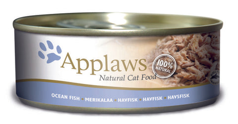 Applaws Kissa Merikala 156 g (-25%)