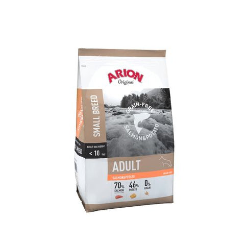 Arion Original Grain-Free Lohi & Peruna Small 3 kg (-30%)