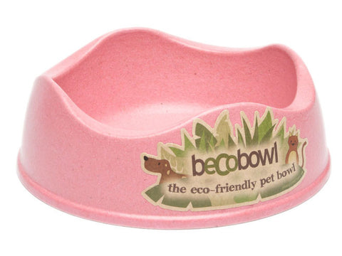 BecoBowl Ekokuppi M 750 ml Pinkki
