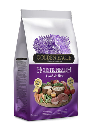 Golden Eagle Holistic Lamb 12 kg (tilaustuote)