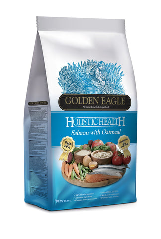 Golden Eagle Holistic Salmon 12 kg (-8%)