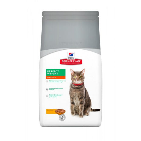 Hill's Science Plan Kissa Perfect Weight 1,5 kg