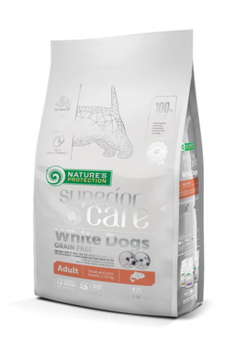 NP Superior Care White Adult Salmon 10 kg