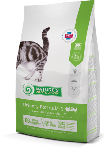 NP Super Premium Kissa Urinary Formula-S 2 kg (-50%)