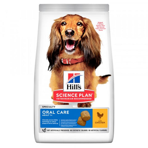 Hill's Science Plan Adult 1+ Oral Care Chicken 2 kg
