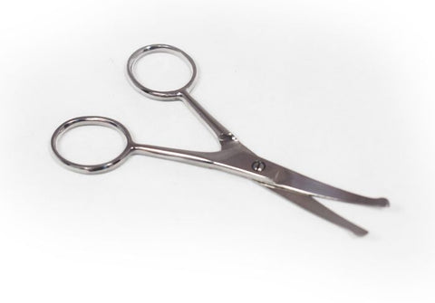 Tools-2-Groom Sharp Edge Kaarevat Tassusakset 11 cm