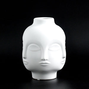 Ladies Head Vase - Lussomo