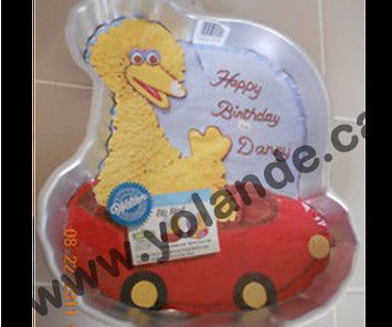 Big Bird - Personnage - 2105-0805