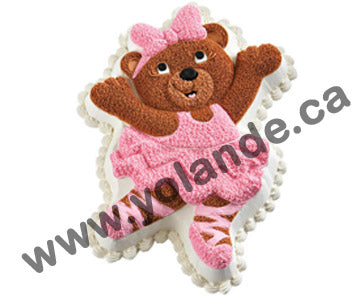 Ours - Animaux - Ballerine - 2105-1028