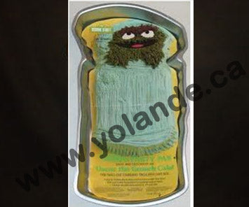 Oscar the grouch - Personnage - 2105-2665