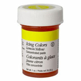 Colorant gel jaune citron (2201-1480)