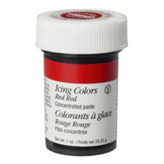 Colorant gel rouge-rouge (2201-1486)