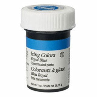 Colorant gel bleu royal (2201-1488)