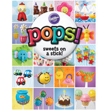 "Livre ""Pops! Sweets on a Stick"" (902-1055)"