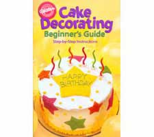 "Livre ""Cake decorating"" (902-1232)"