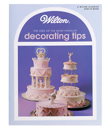 "Livre ""Decorating tips"" (902-1375)"