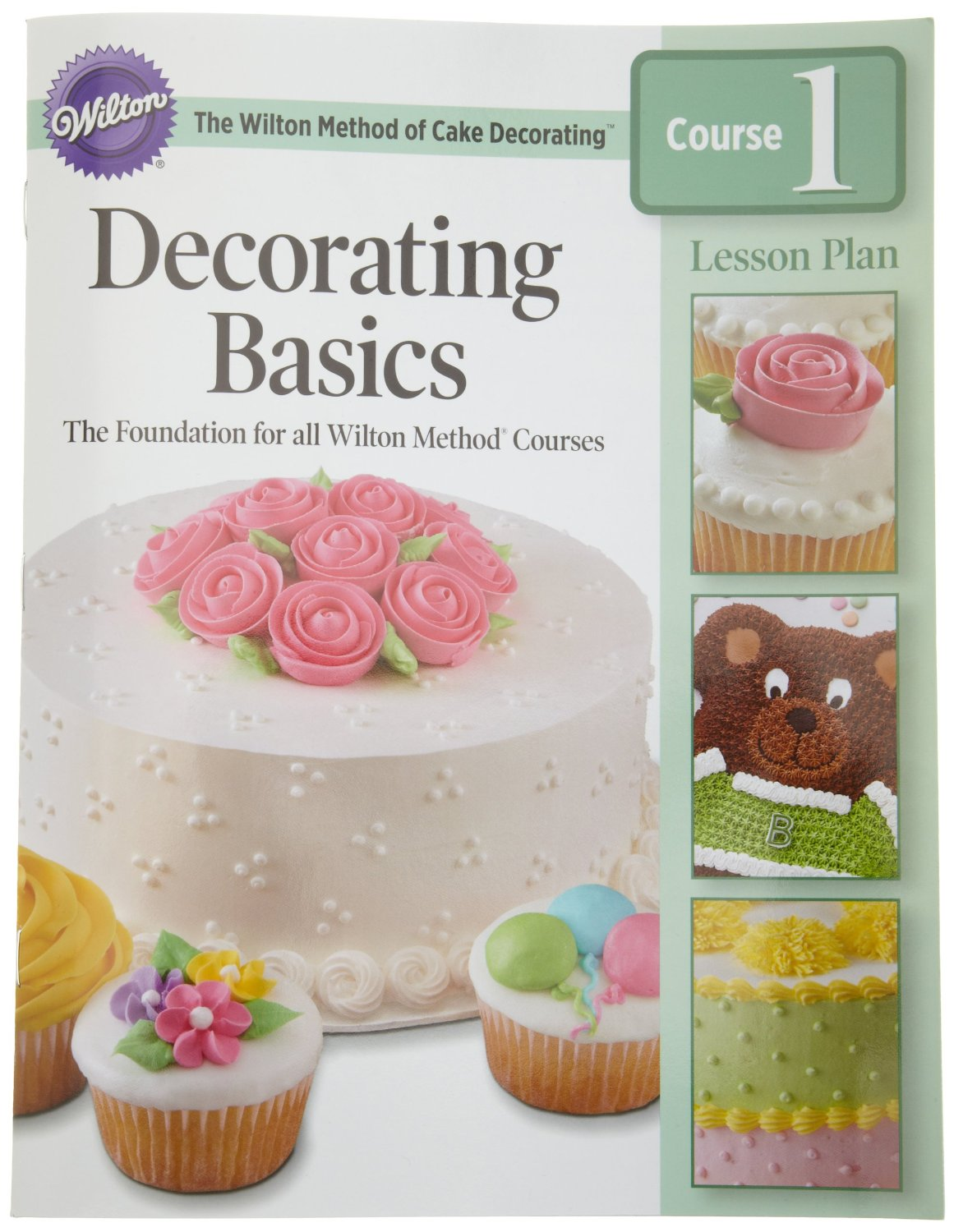 "Livre ""Decorating basics"" (902-9750)"