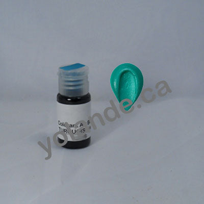 Colorant Air Brush Turquoise - Decopac