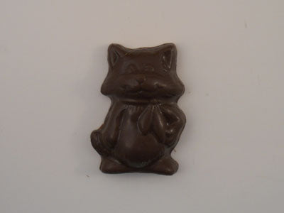 Moule à chocolat - Chat - Bouchée - Animal (B-A130)
