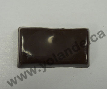 Moule à chocolat - Rectangle - Bouchée (B-I169)