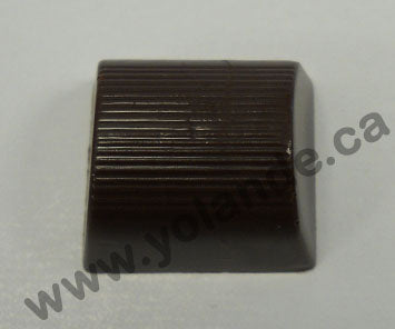 Moule à chocolat - Rectangle - Bouchée (B-I64)