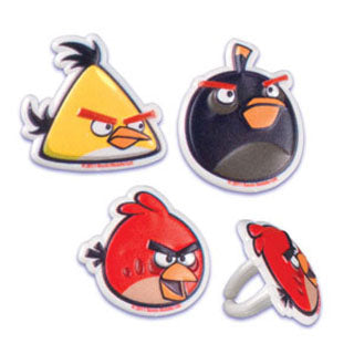 Bague Angry birds