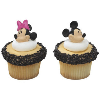 Bague Mickey-Minnie