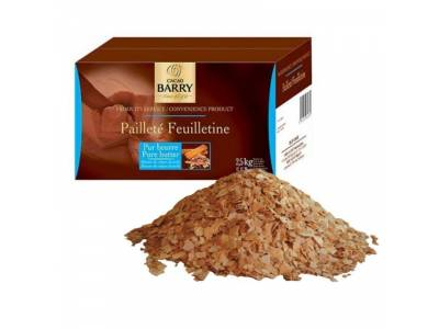Barry Pailleté Feuilletine 40 gr.