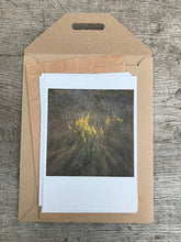 Load image into Gallery viewer, WIESE GARTEN BAUM - A set of 4 cards