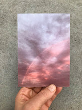 Load image into Gallery viewer, 3 x The (pink) Rainbow Postcards