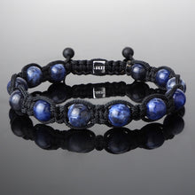 Load image into Gallery viewer, Sodalite - Shamballa Bracelet